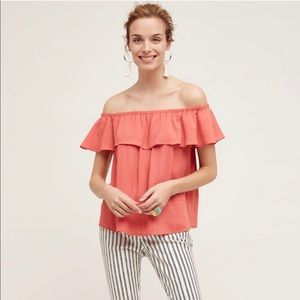 Anthropologie Maeve Islander Top